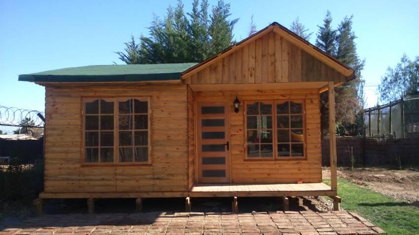 Casas prefabricadas for Puertas prefabricadas