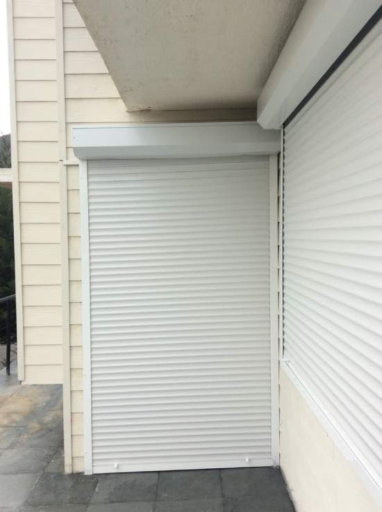 Cortinas exteriores de aluminiocortinas de exterior de for Cortinas para exterior
