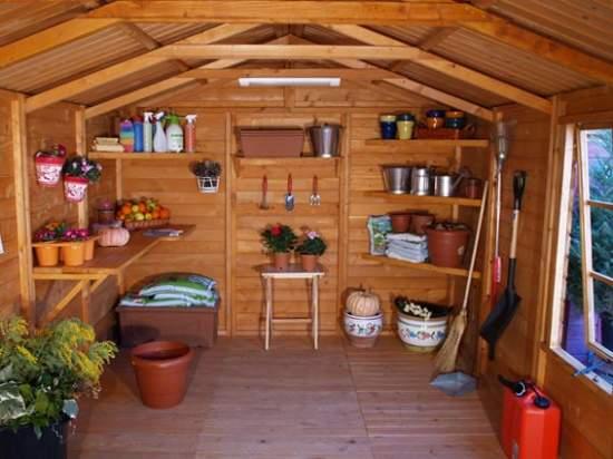 Organizadores bodegas para for Bodegas de jardin chile