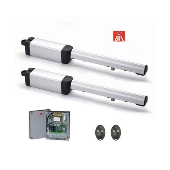 Portones automaticos electricos - Motores electricos para puertas ...