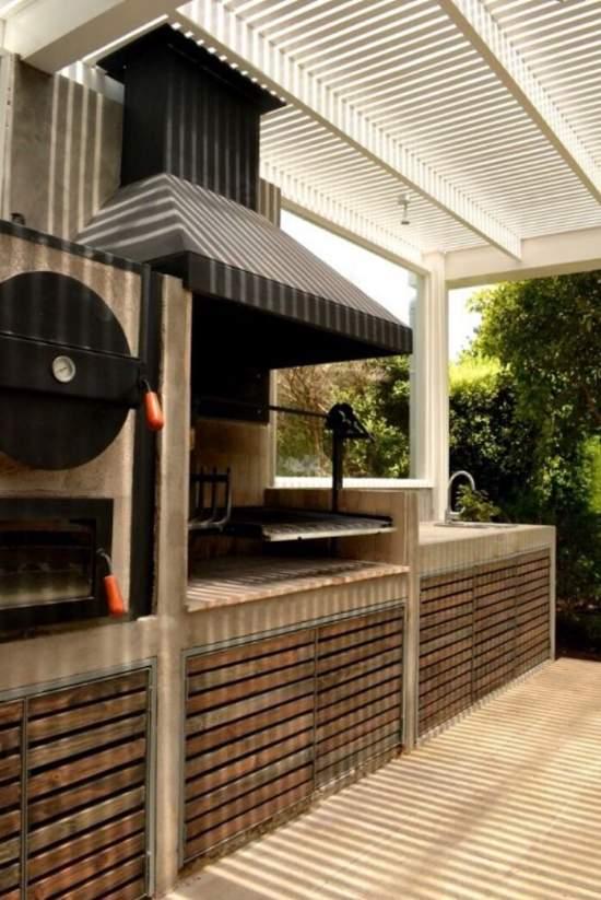 Terrazas y quinchos jardin terraza for Terrazas quinchos