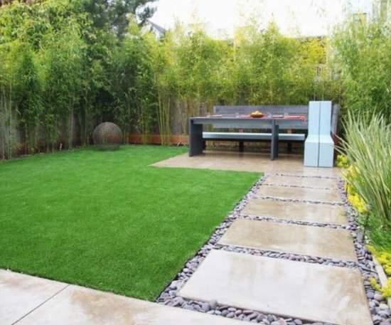 Terrazas y quinchos jardin terraza for Jardines en terrazas