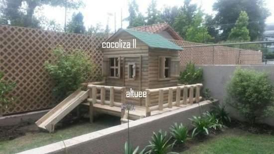 Casas de mu ecas casas rucas - Casas de madera en arboles ...