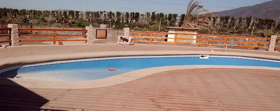 Fullget revestimient en fullget for Construccion piscinas chile