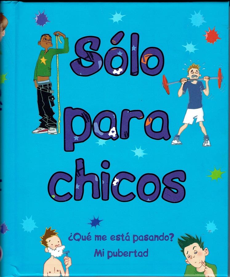 libros para ninas sobre la pubertad