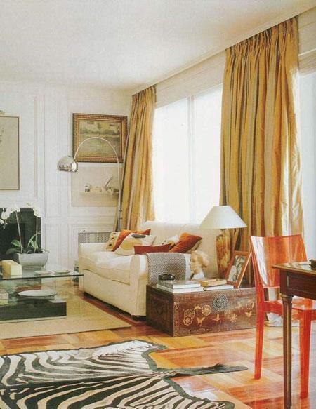 Cortinas cortinaje venta cortinas y for Como poner ganchos cortinas