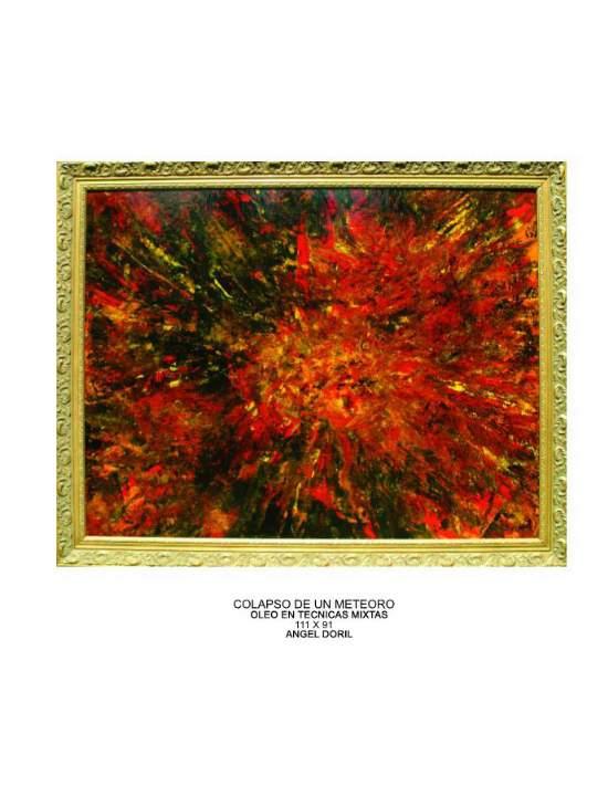 Cuadros abstractos cuadros modernos - Cuadros pintura acrilica moderna ...