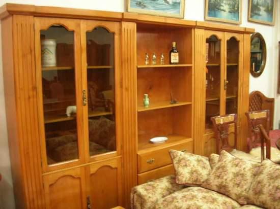 Biblioteca muebles finos for Muebles bibliotecas para living