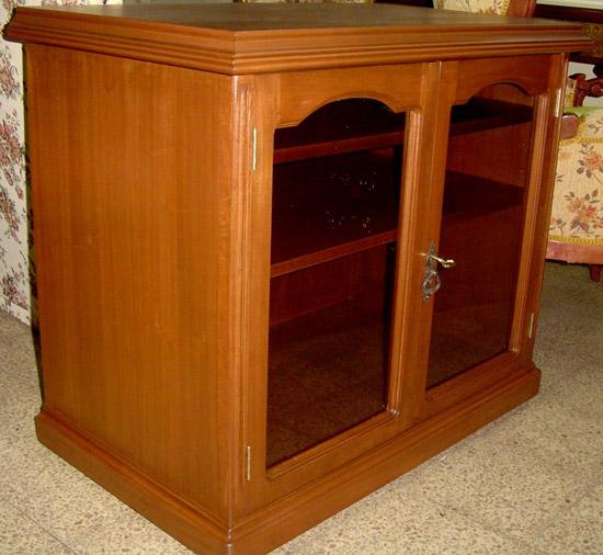 Rack modelo muebles finos for Estilos de muebles de madera