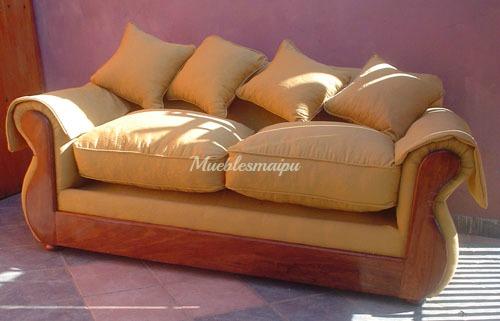 Muebles mueblesmaipu comedores for Sillon cama chile