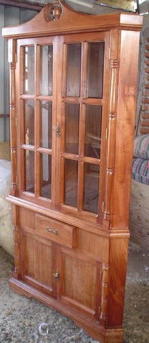 Vitrinas de madera para comedor top muebles de madera - Vitrinas de madera para comedor ...